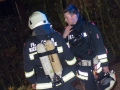 Feuerwehr rettet Mann bei Wohnungsbrand