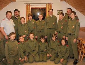 Erprobung Jugend – 23.11.2012