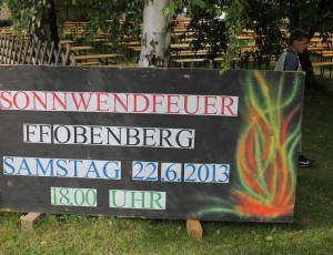 Sonnwendfeuer – 22.6.2013