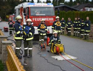 Leistungsprüfung Technische Hilfeleistung – 9.11.2013