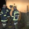 Brandeinsatz Hartl – 4.10.2014