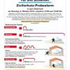 6. Oktober 2012 – Zivilschutz-Probealarm in ganz Österreich