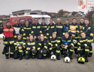 Branddienstleistungsabzeichen – 19.10.2019