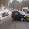 Verkehrsunfall B123 – 24.1.2017