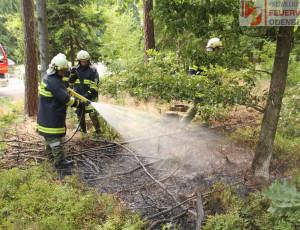 Brandeinsatz – 4.7.2017
