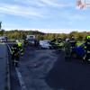 Verkehrsunfall B123 – 17.9.2019