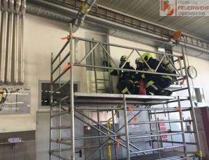 Erfolg beim Atemschutzbewerb – 29.9.2018